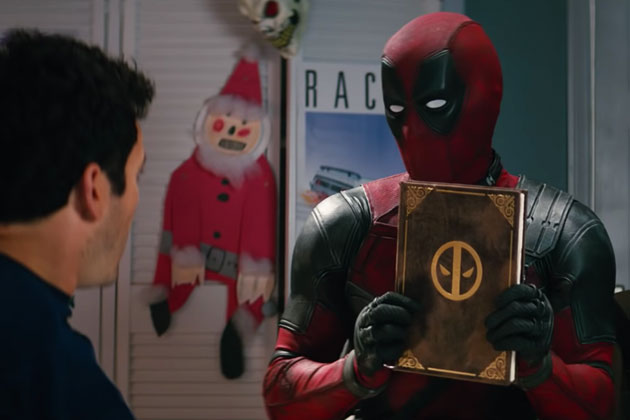 Once Upon a Deadpool Movie