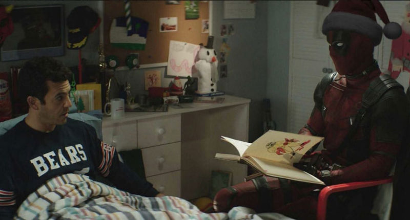 Once Upon a Deadpool First Trailer: Starring with Fred Savage