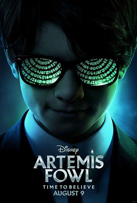Disney's Artemis Fowl Trailer, Cast, Plot and More