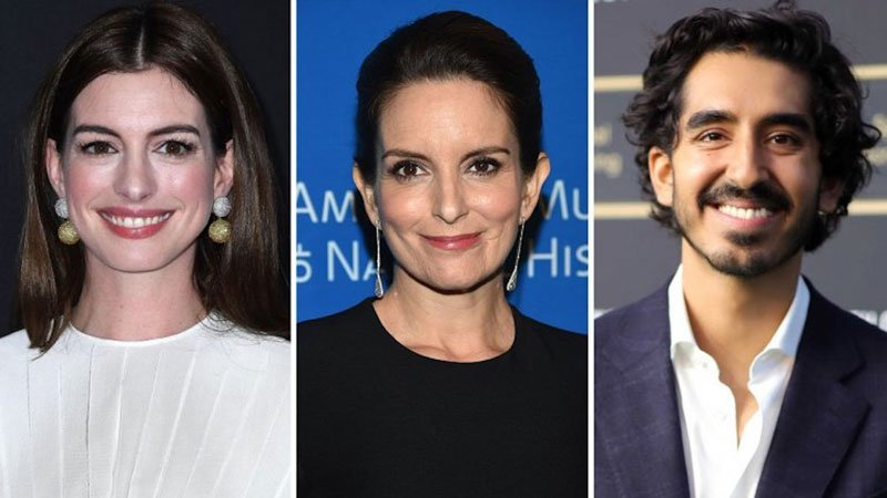 Anne Hathaway and Dev Patel Join Amazon's Modern Love Series