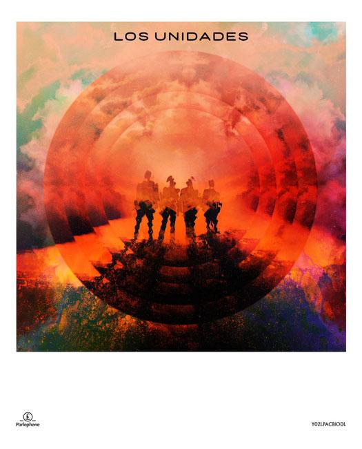 Los Unidades Global Citizen EP 1 Cover