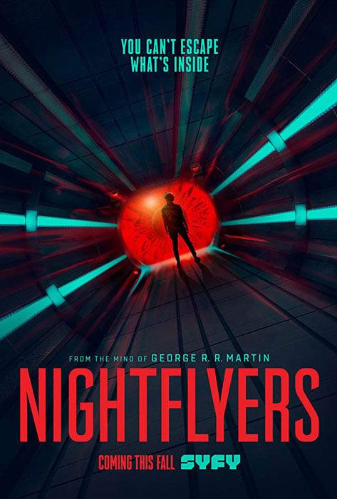 George R.R. Martin's Nightflyers Series Poster