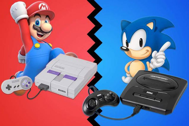 Nintendo vs Sega: Console Wars to be Produced Into a TV Series