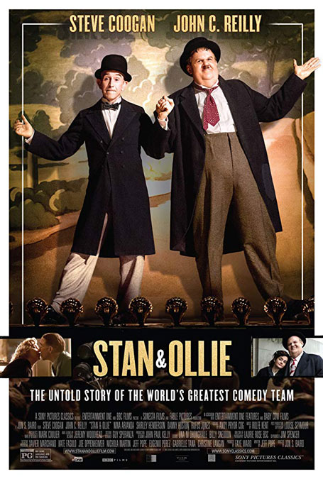 stan & ollie official trailer (2018) laurel and hardy movie