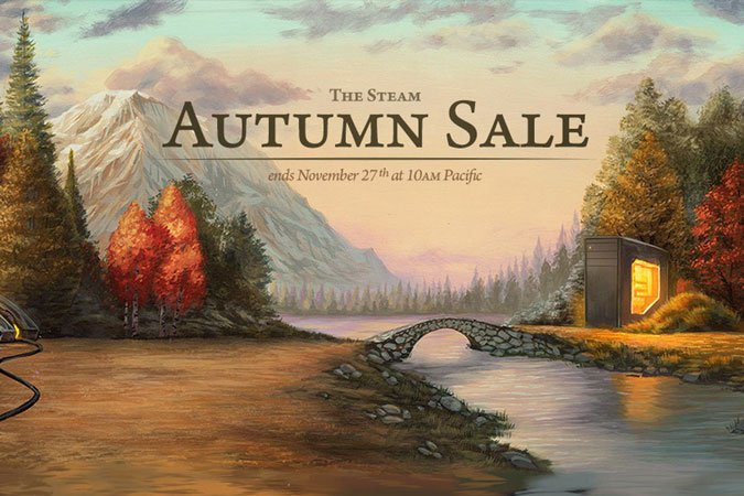 Steam Autumn Sale is Start with Steam Awards Nominations