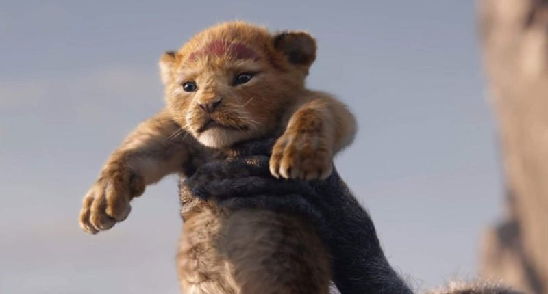 Lion King 2019 First Teaser Trailer Released for Live-Action