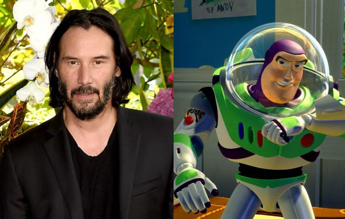 Keanu Reeves Has a Mysterios Role in Toy Story 4 Movie