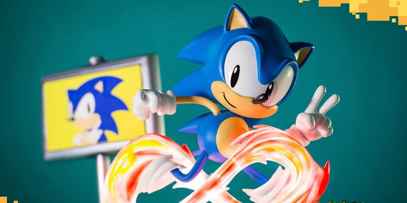 Sonic the Hedgehog Movie Poster is Revealed [Trailer]