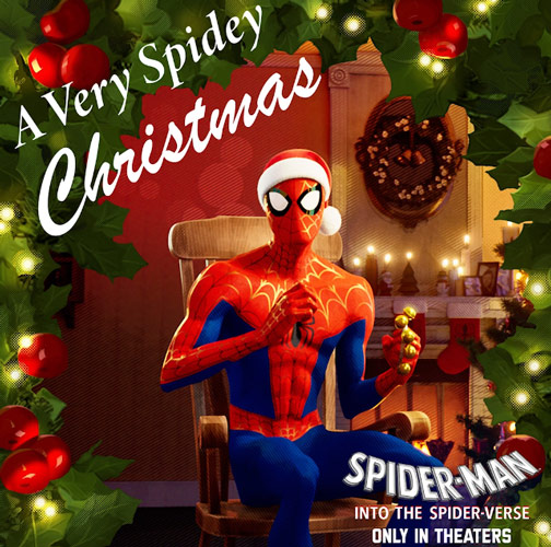 Spider-Man: Into the Spider-Verse – A Very Spidey Christmas EP