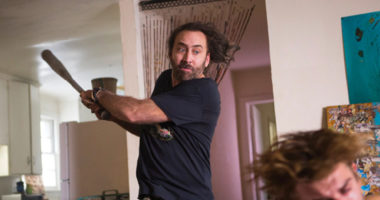 Nicolas Cage's New Film Trailer for Between Worlds: Watch
