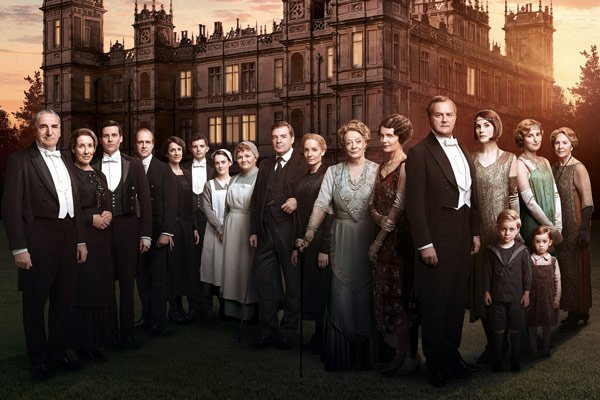 The First Trailer for Downton Abbey Film is Here: Watch