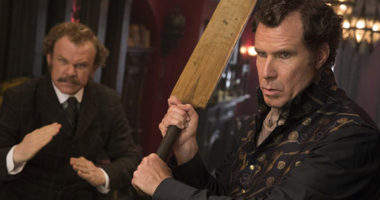 Watch The First Trailer for Sony's Holmes and Watson Film