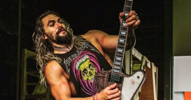 Jason Momoa says Aquaman was inspired by Tool and Metallica