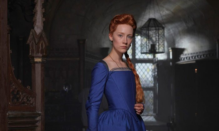 Saoirse Ronan in New Mary Queen of Scots Trailer: Watch
