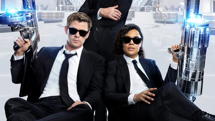 Watch The First Trailer for Men in Black: International Film is Here
