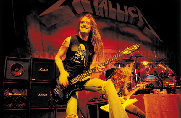 Metallica Just Shared Audio of First-Ever Show With Cliff Burton: Listen