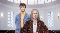 Miracle Workers Trailer: Steve Buscemi is God and Daniel Radcliffe: Watch