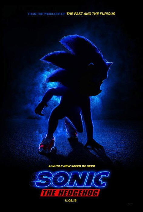 Sonic: The Hedgehog trailer 2019 movie poster, plot and more