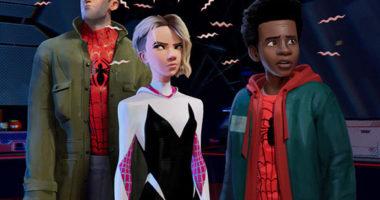 Spider-Man: Into the Spider-Verse – A Very Spidey Christmas EP: Listen