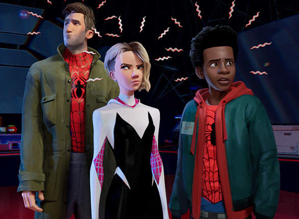 Spider-Man: Into the Spider-Verse – A Very Spidey Christmas EP: Listen