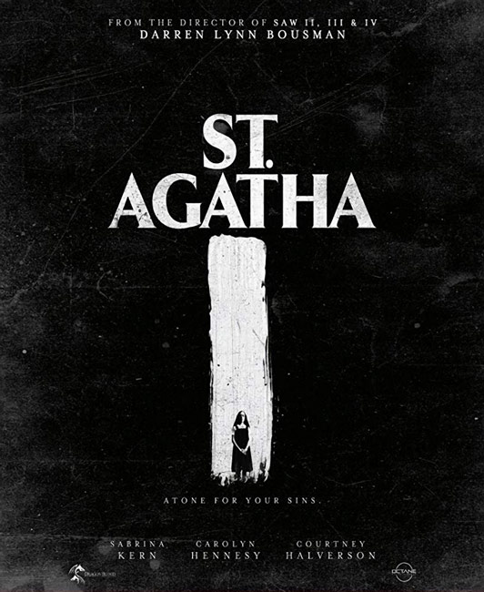 st. agatha poster, plot, trailer and more: watch
