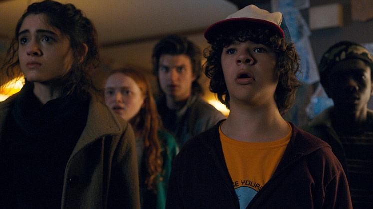 Stranger Things Season Three Episode Titles Teaser Trailer