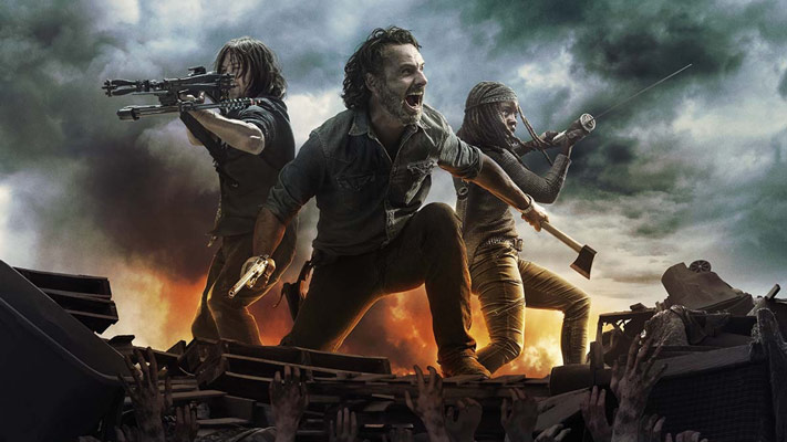 The New Trailer for The Walking Dead Season 9 Release Date: Watch