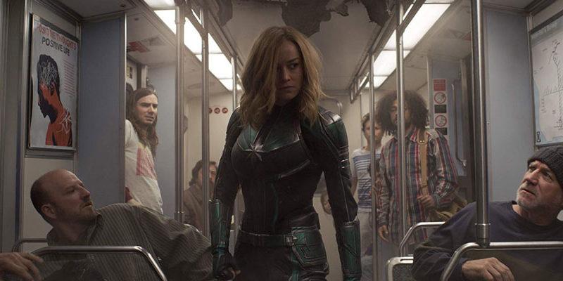 New Trailer for Marvel's New Super Hero Film Captain Marvel: Watch
