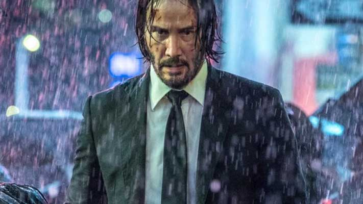 First Official Trailer for Keanu Reeves's John Wick: Chapter 3: Watch