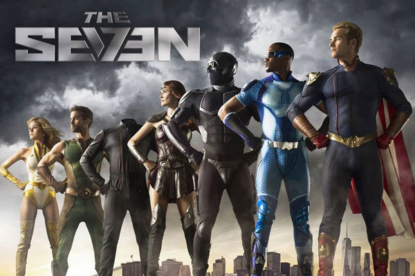 the boys amazon prime 2019 trailer, plot, cast, release date