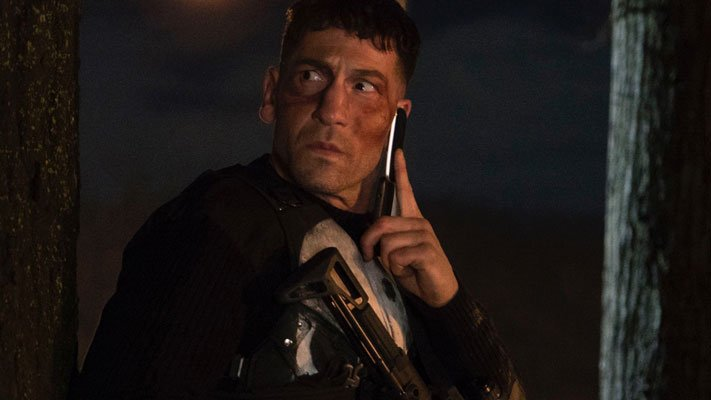 Netflix Shares Season 2 Date Announcement Video for The Punisher
