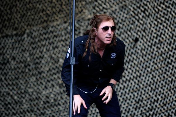 Tool's frontman Maynard James Keenan confirms finished their new album