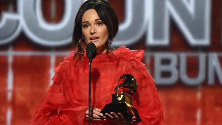 Grammy Awards 2019 Album of the year Kacey Musgraves – Golden Hour – WINNER