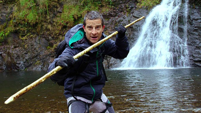 You Vs. Wild First Trailer Release from Netflix's Interactive with Bear Grylls