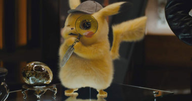 New Detective Pikachu Trailer Shows Us Pokemon like Gyarados and Mewtwo