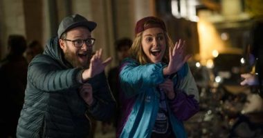Watch Seth Rogen and Charlize Theron in the Latest Long Shot Trailer