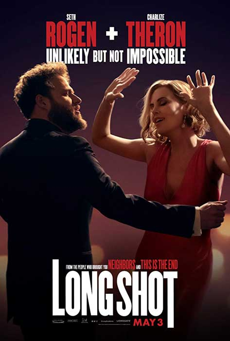long shot movie trailer 2019 seth rogen movies