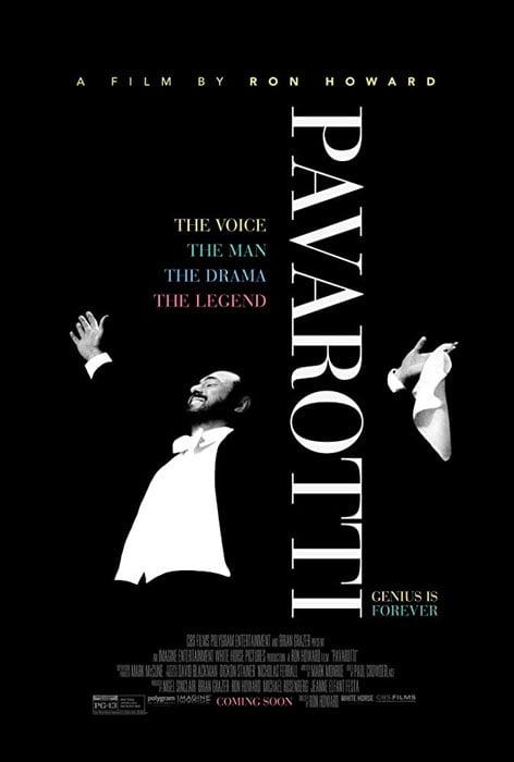 pavarotti documentary trailer ron howard 2019
