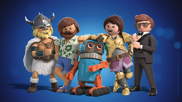 Playmobil: The Movie Trailer Move the Iconic Toy Brand to the Cinemas
