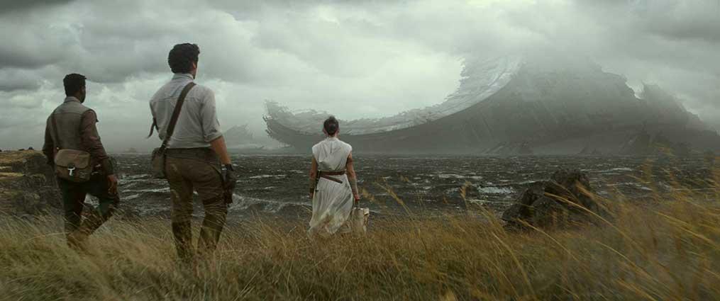 star wars episode 9 first trailer release date