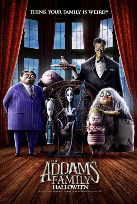 the addams family trailer 2019 animation movie watch
