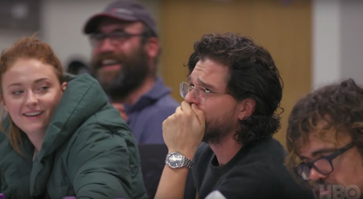 Game of Thrones: The Last Watch trailer shows Jon Snow cries for final