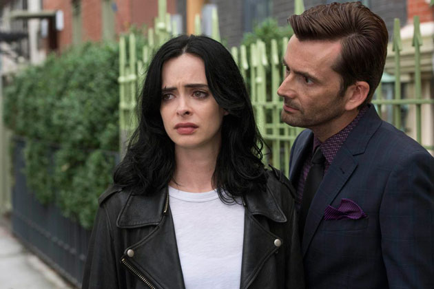 Jessica Jones cast, synopsis, release date and more