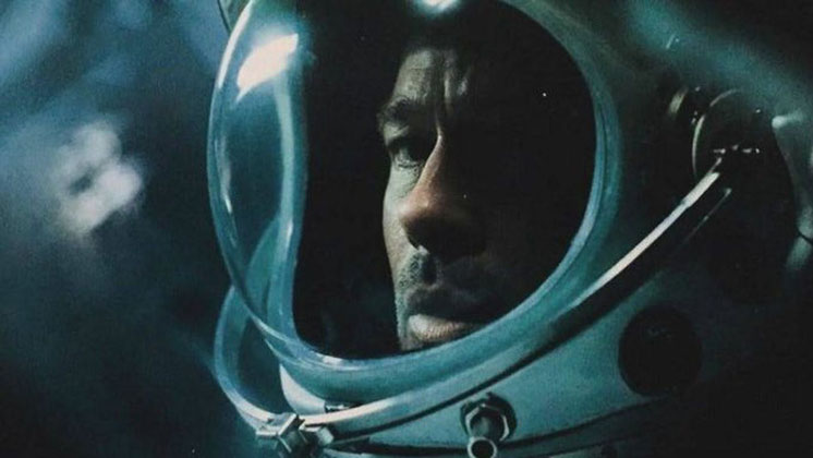 Ad Astra trailer and first look Brad Pitt go to space for answers