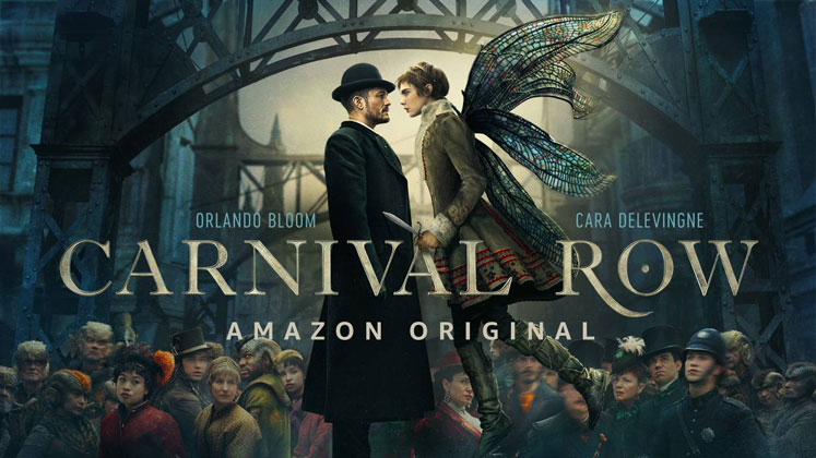 Carnival Row synopsis, cast, release date, and more
