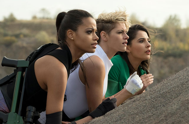 Charlie's Angels are back with a hot new remake film