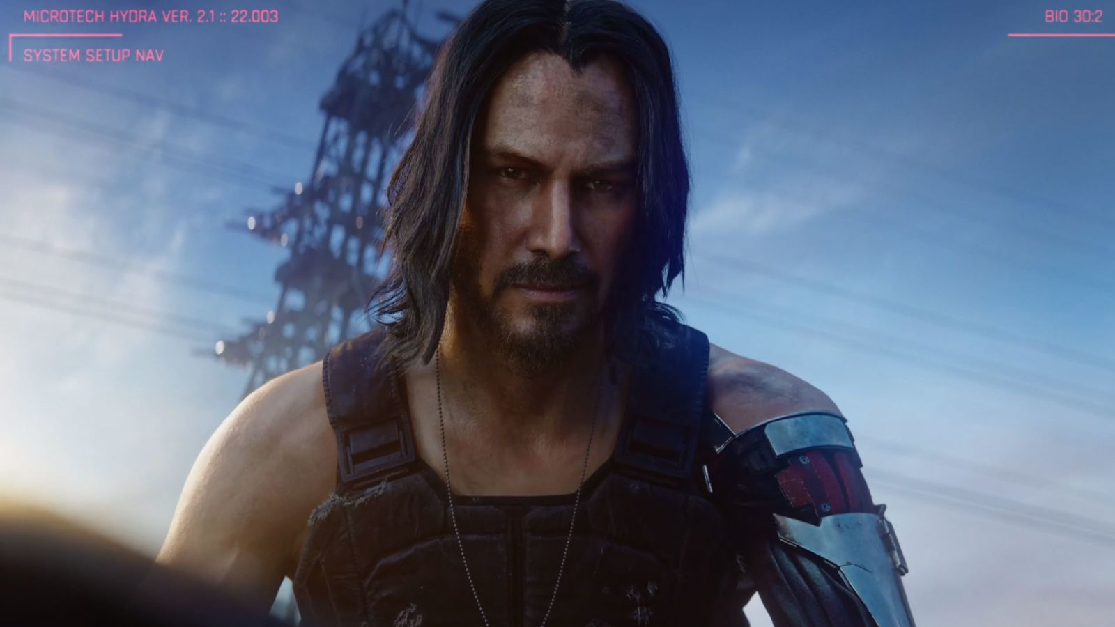 Cyberpunk 2077 release date trailer revealed and feature Keanu Reeves