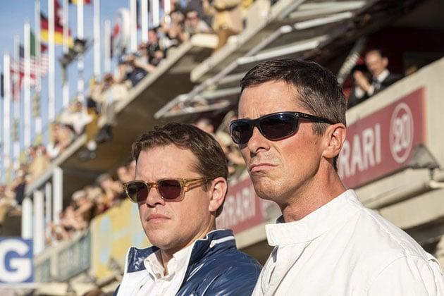 Ford v. Ferrari trailer featuring Christian Bale and Matt Damon