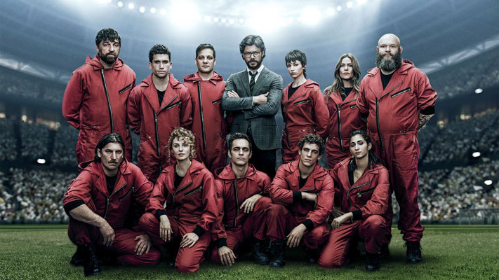 Money Heist synopsis, release date, cast, and more