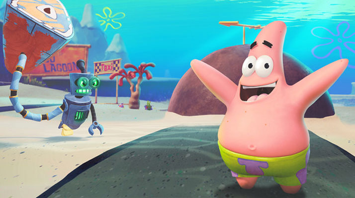 SpongeBob SquarePants: Battle for Bikini Bottom game details